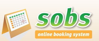 SOBS Online Booking icon